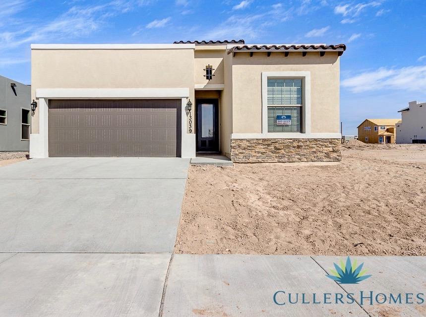 A home with the Prickly Pear floorplan