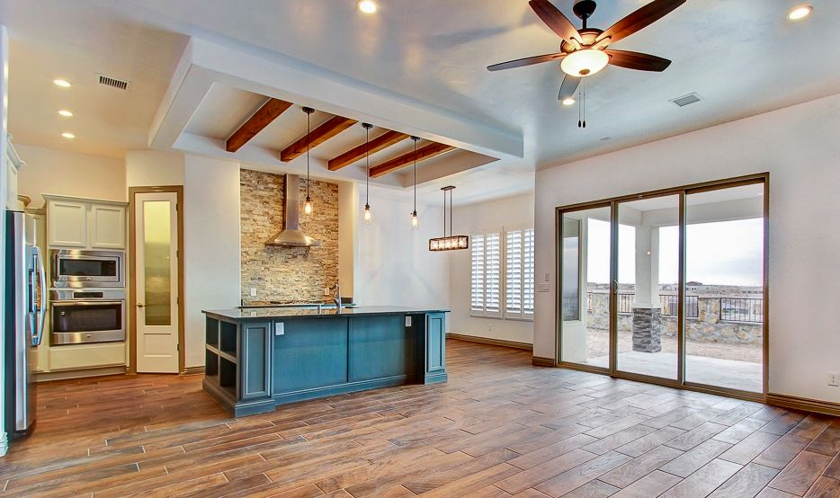 El Paso Home Builders And High Performance Home Design